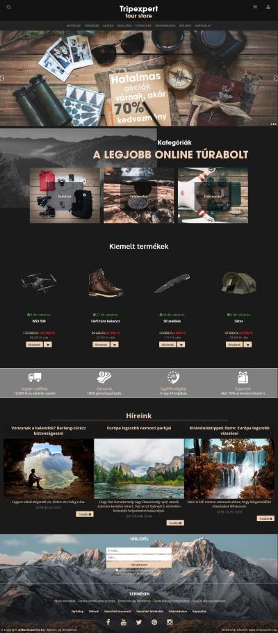 f12935987e05 Egyedi webáruház, kulcsrakész megoldások