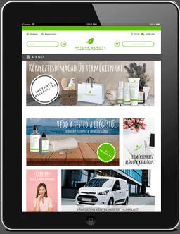d221ddefd3 Webáruház készítés, egyedi design, webshop fejlesztés és bérlés